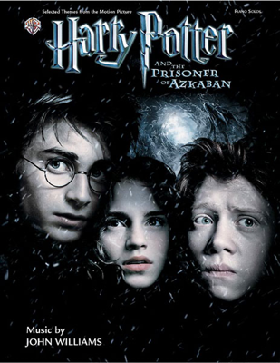 Harry Potter and the Prisoner of Azkaban: Selected Themes from the Motion Picture - John Williams book