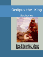 Sophocles - Oedipus the King artwork