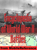 Encyclopedia of World War II: (WWII) Battles