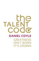 Daniel Coyle - The Talent Code artwork