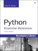 Python Essential Reference, 4/e