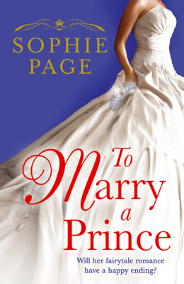 To Marry a Prince - Sophie Page book