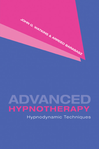 Advanced Hypnotherapy Copertina del libro