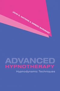 Advanced Hypnotherapy Copertina del libro