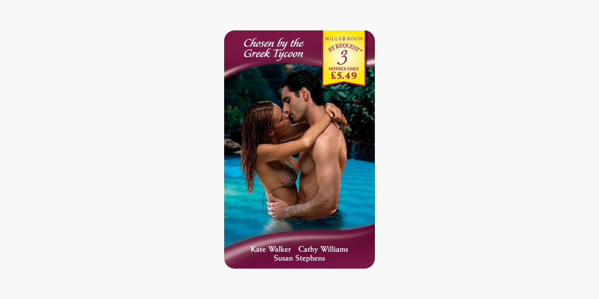 Chosen by the Greek Tycoon (Mills & Boon By Request)