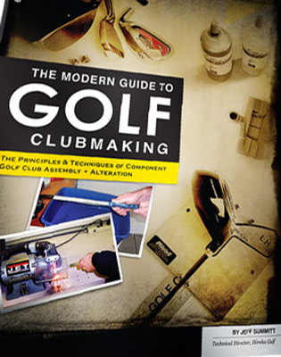 Modern Guide To Club Making - Jeff Summitt book