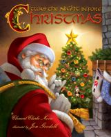 Clement Clarke Moore - Twas The Night Before Christmas artwork
