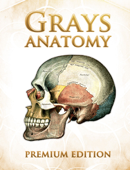Grays Anatomy Premium Edition Book Cover