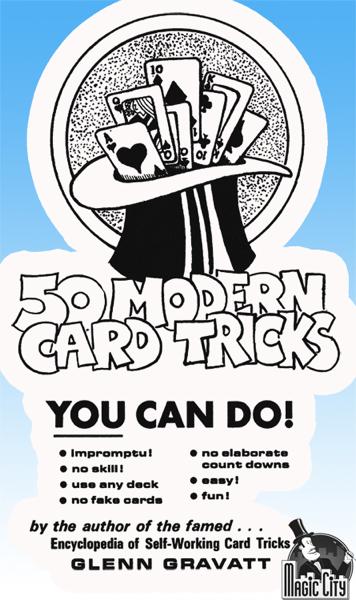 50 Modern Card Tricks