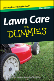 Lawn Care For Dummies, Mini Edition book