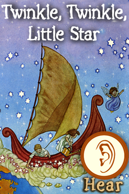 Twinkle Twinkle Little Star - Michael Hague & Jane Taylor book