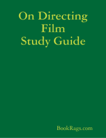 On Directing Film Study Guide book