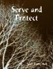 Janet Evans-Hall - Serve and Protect kunstwerk