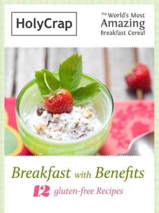 Breakfast with Benefits book cover