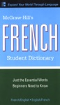 McGraw-Hills French Student Dictionary