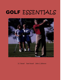 Golf Essentials book