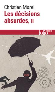 Les décisions absurdes (Tome 2) Couverture de livre