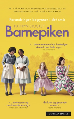 Kathryn Stockett - Barnepiken