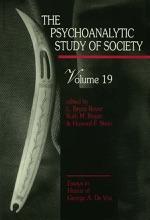 The Psychoanalytic Study Of Society, V. 19