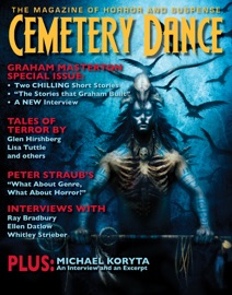 Cemetery Dance: Issue 65 PDF Download