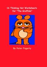 16 Thinking Hat Worksheets For The Gruffalo