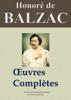 Honoré de Balzac - Honoré de Balzac: Oeuvres complètes illustration