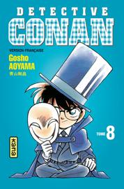 Détective Conan - Tome 8
