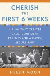 Cherish the First Six Weeks Book Cover