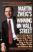 Martin Zweig Winning on Wall Street