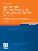 Mathematik für Ingenieure und Naturwissenschaftler Band 3