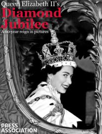 Queen Elizabeth II's Diamond Jubilee book