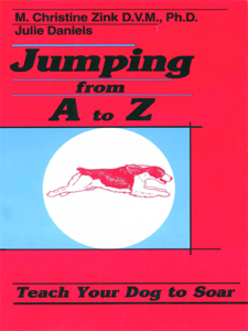 Jumping from A to Z Libro Cover