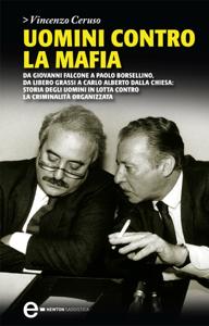 Uomini contro la mafia Libro Cover