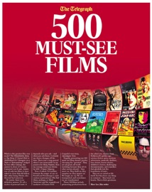 500 Must See Films - The Telegraph