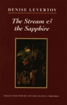 The Stream  The Sapphire Selected Poems On Religious Themes