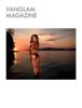 Gus McTavish - VanGlam Magazine Fall Issue  artwork