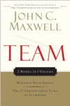 Team Maxwell 2in1 Winning With People17 Indisputable Laws