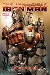 The Invincible Iron Man Vol 7 My Monsters
