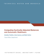 Computing Cyclically-Adjusted Balances And Automatic Stabilizers