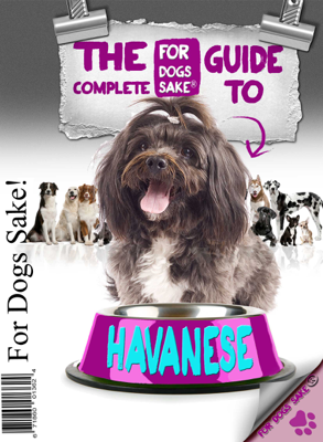 The Complete Guide to Havanese - Craig Daniels book