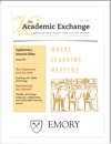 The Academic Exchange January 2013 Supplementary Interactive Edition