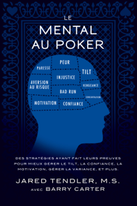 Le Mental Au Poker La couverture du livre martien
