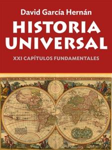 Historia Universal Book Cover