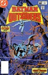 Batman And The Outsiders 1983- 3