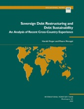 Sovereign Debt Restructuring and Debt Sustainability: An Analysis of Recent Cross-Country Experience