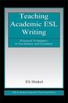 Teaching Academic ESL Writing
