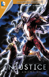 Injustice: Gods Among Us #20 book