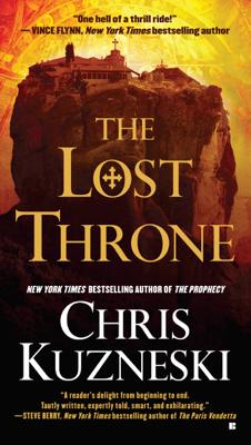 The Lost Throne - Chris Kuzneski book