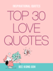 Bee Kiong Goh - Inspirational Quotes: Top 30 Love Quotes artwork
