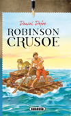 Robinson Crusoe Book Cover